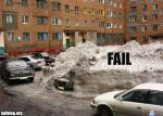 Snow Clearing Fail