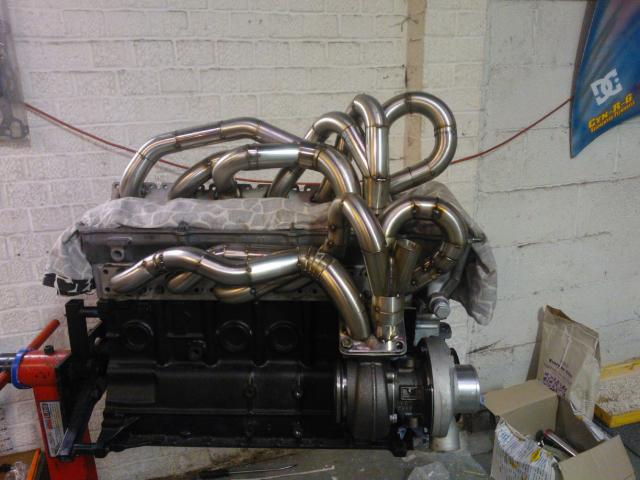 Let The DIY Turbo Manifolds Begin