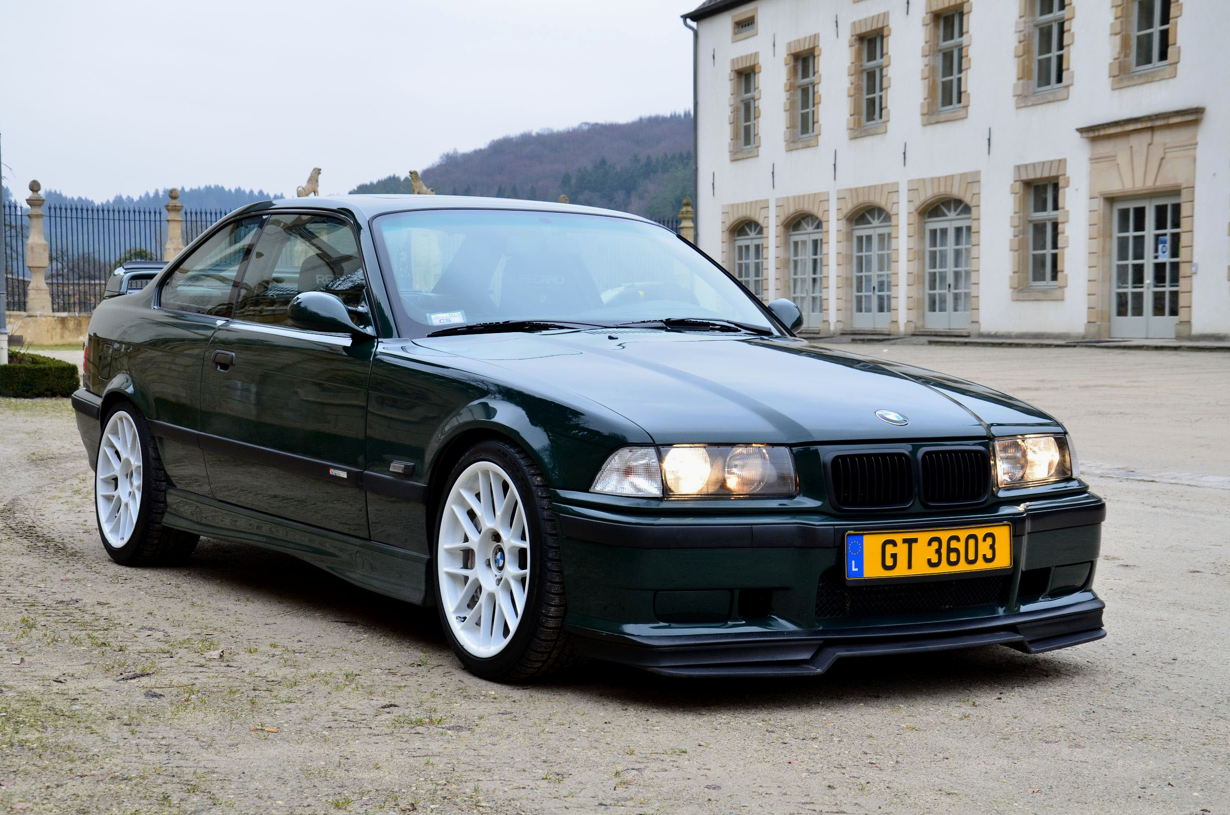 My Toy E36 M3 Gt Twin Turbo Bmw M5 Forum And M6 Forums